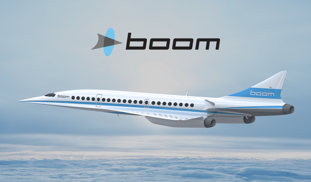 Boom Supersonic wonderfulengineering